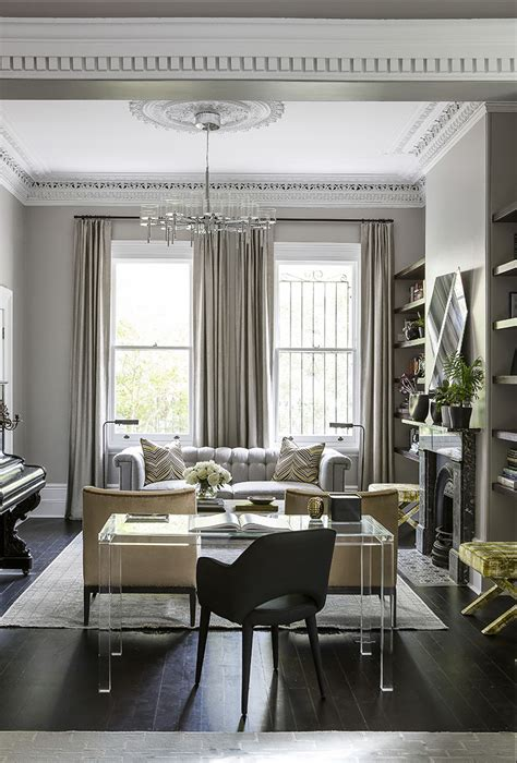 excellent modern classic style living room design ideas east house brendan wong design