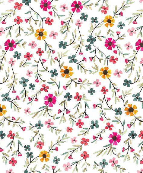 flower pattern images floral pattern estado floral patterns pinterest