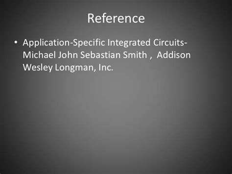 application specific integrated circuits michael sebastian smith pdf 28 images introduction