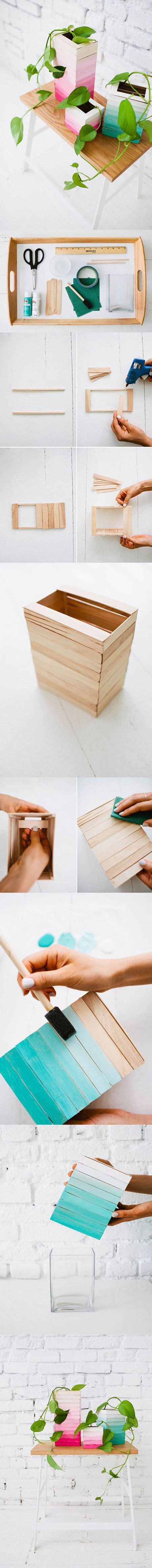 maceteros de madera para interior macetas para interior planta artificial para interiores