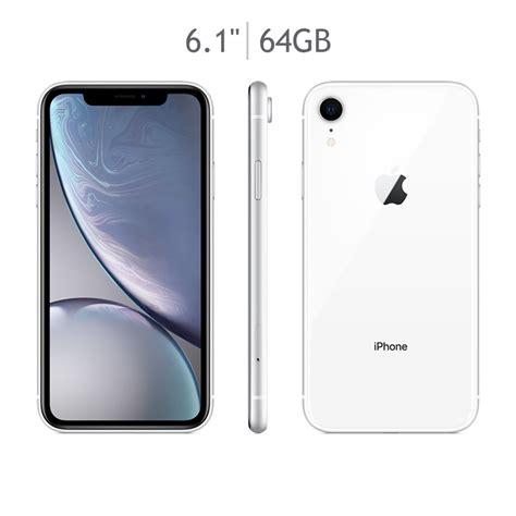 apple iphone xr white 64gb costco mexico