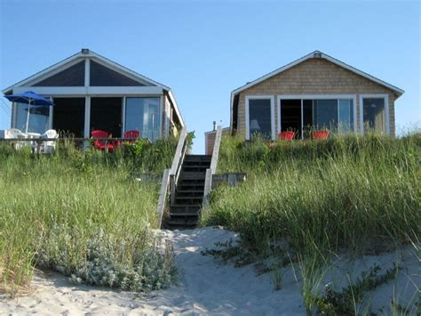 East Coast Cottage Rentals by Oceanfront East Sandwich 2 Cottages 4 Br