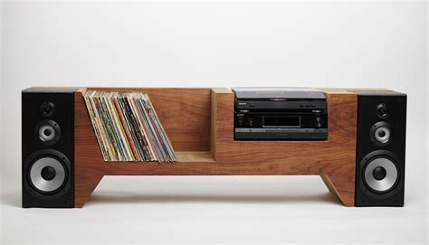 My Record 10 Record Player Consoles To Reimagine Your Living Space