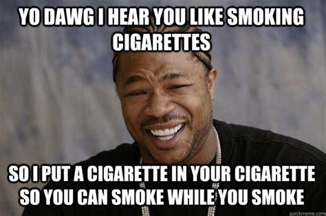 Cigarettes Meme - the surefire way to quit smoking 3 facts michael
