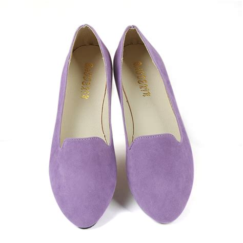 comfortable pointed toe flats us size 5 11 women flats comfortable casual slip on