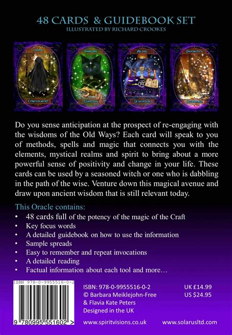 witches wisdom oracle cards witches wisdom oracle cards barabara meiklejohn free flavia kate peters lee s dragon dreams