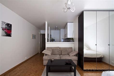 Meublé Un Petit Appartement 4002 by Location Studio Meubl 233 Villa De Lourcine Ref 3082
