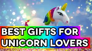best gifts for best gifts for unicorn lovers youtube