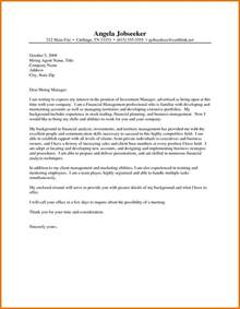 Residential Appraiser Cover Letter by Appointment Letter Format Doc For Accountant