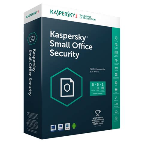 Kaspersky Small Office Security by Phần Mềm Kaspersky Small Office Security 5pcs 1 Server