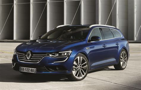 renault talisman estate renault talisman estate official photos and