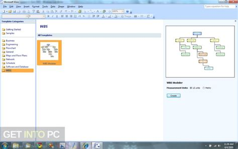 microsoft visio vs project office 2007 enterprise with visio project sharepoint