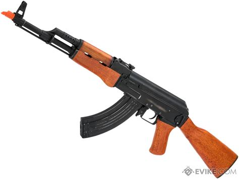 airsoft evikecom aps ak47 quot battle veteran quot metal electric blowback
