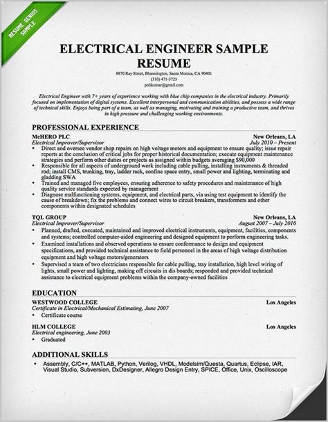 cover letter for electrical engineer application cover letter resume exles ealw67lz3q