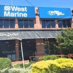 boat supply store sacramento west marine 閉店中 靴屋 2200 livingston st east oakland
