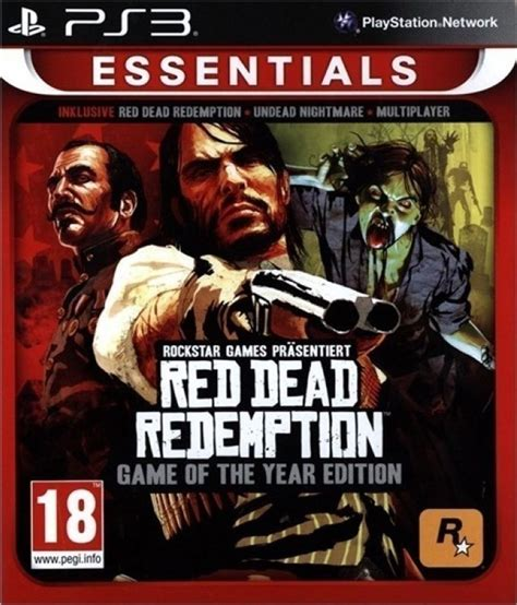 Bd Ps3 Dead Redemption Of The Year Edition dead redemption of the year essentials ps3 skroutz gr