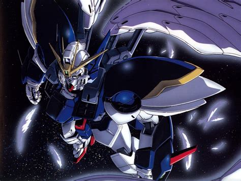 gundam wing gundam wing backgrounds wallpaper cave
