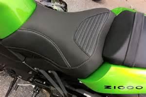 custom kawasaki motorcycle seats by bux customs
