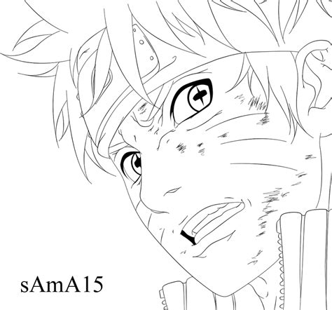 naruto rikudou coloring pages manga naruto 672 naruto lineart by sama15 on deviantart