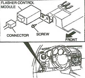 chevy cavalier turn signal relay location chevy free