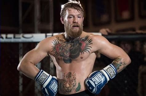 mcgregor foot tattoo boxing ch talks sparring session with mcgregor