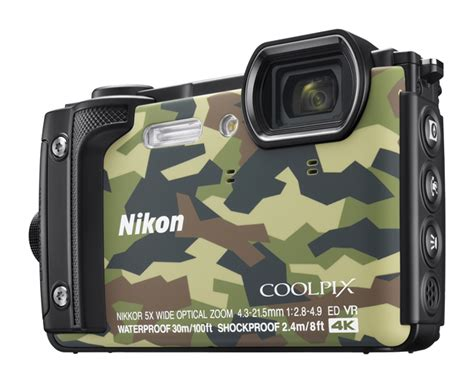 nikon launches its coolpix w300 digital for scuba divers hardwarezone my
