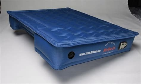 air bed for truck chevy s10 gmc sonoma short bed original aibedz truck bed