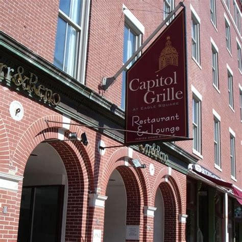 S Table Concord Nh by Capitol Grille Closed Restaurants 1 Eagle Sq