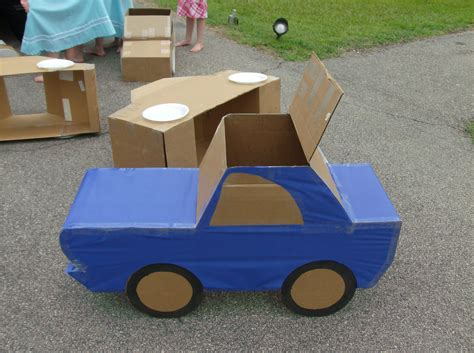 How Do You Make A Car Out Of Paper - 15 and easy family activities that you can do at home
