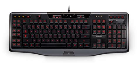 Logitech Gaming Keyboard G110 nightstalkernl s album aerocool xpredator current components photo 11 of 15
