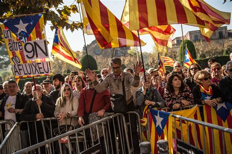 barcelona independence catalonia secession from spain update 2015 a weak