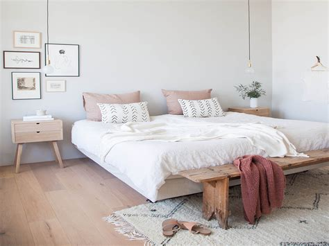 organic bedroom these great scandi bedrooms declutter your life be inspired
