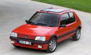 Peugeot 205gti Car And Driver