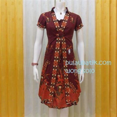 Atasan Wanita Azzurra No 17 17 terbaik gambar tentang model dress batik di
