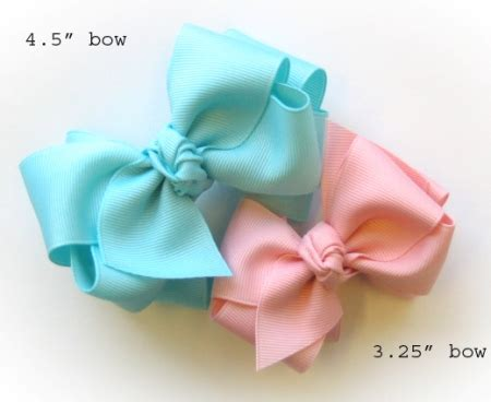 learn how to make bows free hair bow tutorial and video 40 fun diy bow crafts to make at home