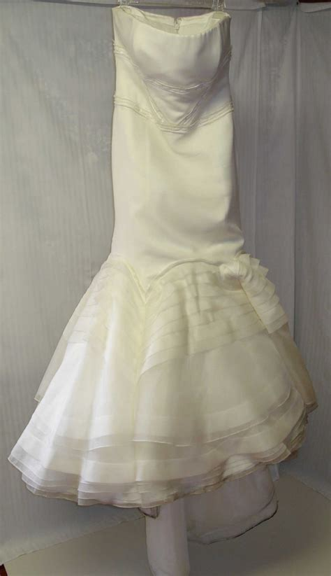 Vera Wang Wedding Gown ~ The Clean Files by Janet Davis
