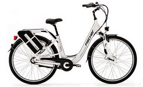 E Bike E City by Fischer Die Fahrradmarke City E Bike Damen Herren