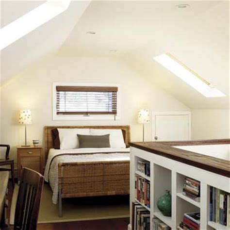 An Attic Master Bedroom   From Attic to Bedroom, with Help from the Web   This Old House