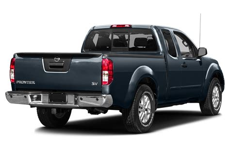 nissan truck 2016 2016 nissan frontier price photos reviews features
