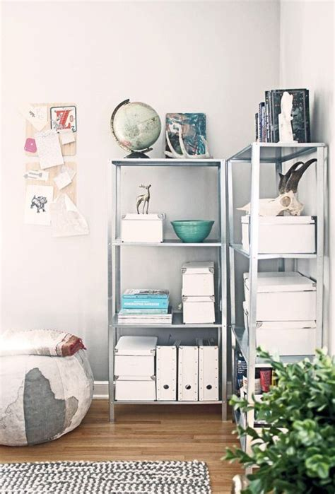 draget ikea how to rock ikea hyllis shelves in your interior 31 ideas