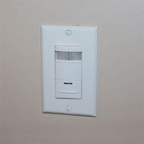 Motion Sensor Light Switch by Optimus 5 Search Image Light Switch Sensor