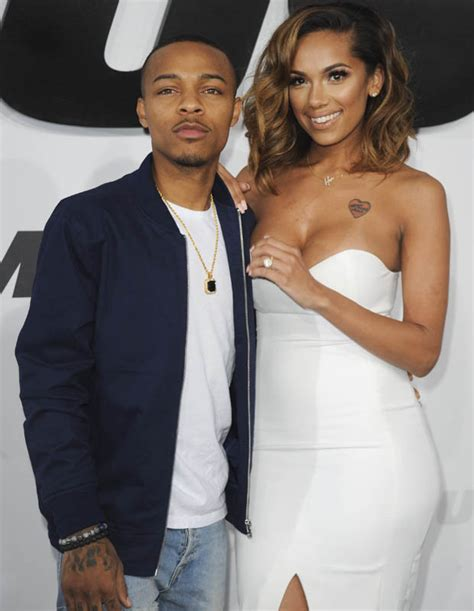 erica mena and bow wow family rapper bow wow reveals he takes phones off groupies and