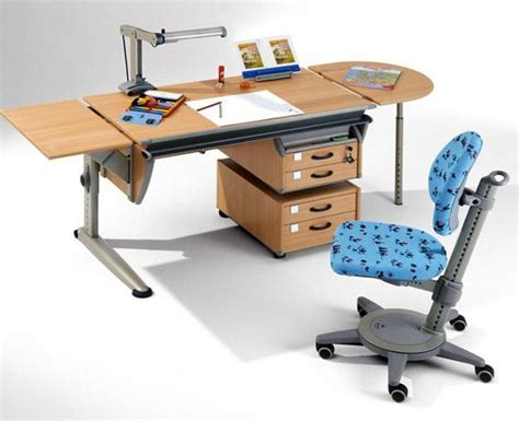 Student Desks Improving Functionality Of Modern Kids Room Students In Desks