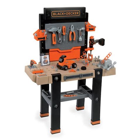 black and decker toy tool bench smoby black and decker the ultimate workbench ebay
