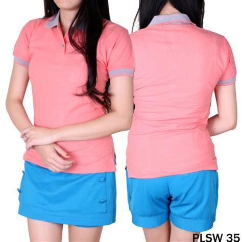 Kaos Distro Mario 35 kaos distro wanita terbaru cotton pique salem plsw 35 gudang fashion