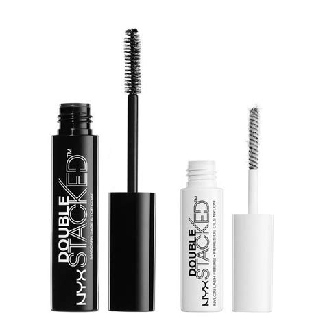 Mascara Nyx Nyx Professional Makeup Stacked Mascara Reviews