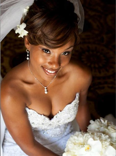 wedding hairstyles  black women  cruckers
