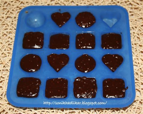 How To Make Handmade Chocolates - http sonikhadilkar welcome to soni s