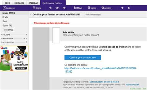 cara mendaftar dan membuat akun twitter pakar online cara mendaftar membuat akun twitter