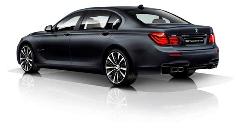 bmw 760li v12 horsepower 2014 limited edition bmw 7 series v12 bi turbo
